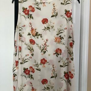 Rose & Olive Tops - Rose & Olive Sleeveless Top 1X
